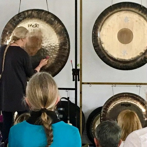 Gong Intensive Weekend Workshop: Sept 18th/19th 2021