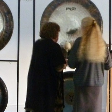 Private Gong Lesson