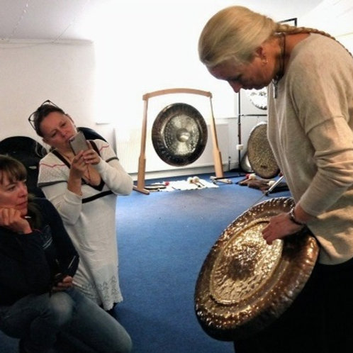 Gong Intensive Weekend Workshop: March 5th/6th 2022
