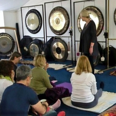 Gong Practitioner Course: Single Session Payment