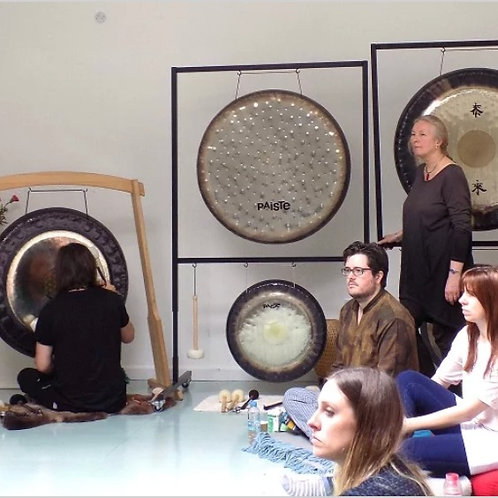Gong Intensive Weekend Workshop: May 15/16th 2021