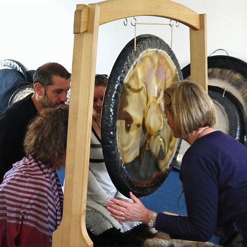 Gong Practitioner Course 2020-21 : Single Session payment