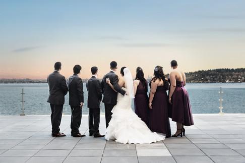 Wedding Party Portrait - Sunset.jpg