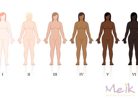 Aprende a reconocer tu fototipo de piel y los cuidados que debes tener con ella
