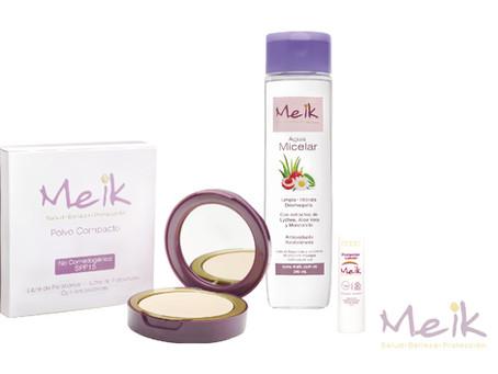 Algunos tips que no sabías de los productos Meik