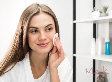 Desmaquillarse: más que una rutina para el cuidado de la piel