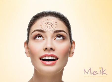 Descubre los beneficios del maquillaje con protección solar. Rayos UV: Mitos y realidades