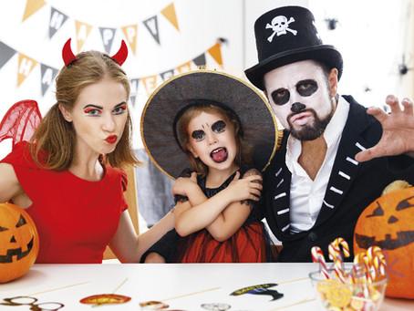 Halloween: la importancia de elegir un maquillaje amigable con tu piel