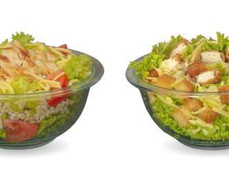 Mostaza lanzó sus nuevas ensaladas gourmet