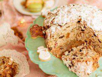 Receta para sorprender: Cómo hacer pan dulce