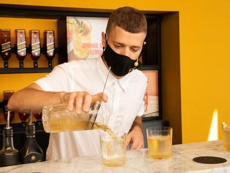 Fran Vacalluzo, el bartender del año