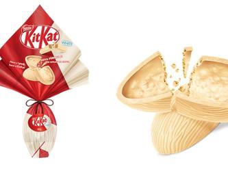 Lanzamiento: White, el nuevo huevo de pascua de KitKat