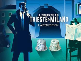 El dúo italiano de Nespresso: Trieste y Milano