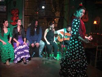 Flamenco a la carta