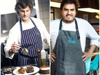 A cuatro manos: Massey y Anthony cocinan juntos
