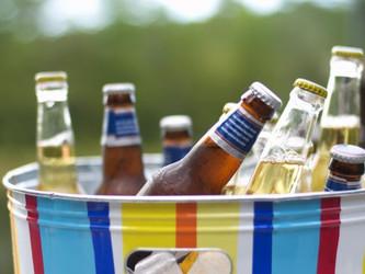 Temporada alta de cervezas