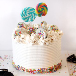 Recetas: cómo hacer tortas con golosinas