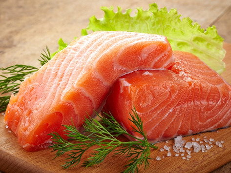 El salmón en la mira: cómo saber si es de calidad