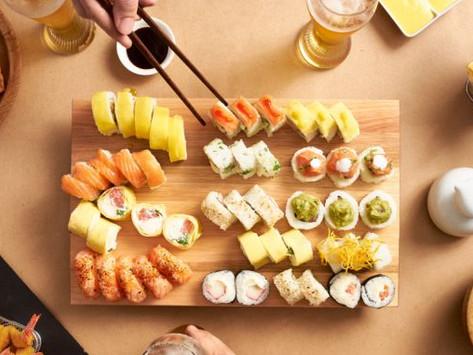 Tomá nota: tips para el sushi perfecto