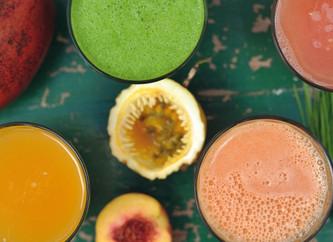 En 3 minutos: smoothies de verano