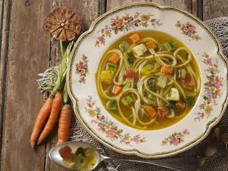 ¿Cuál es el origen de la sopa?