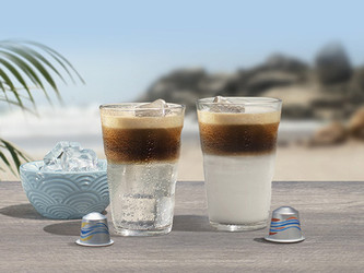 Café frío: Nespresso lanzó dos nuevas variedades
