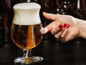 La primera cerveza con yerba mate