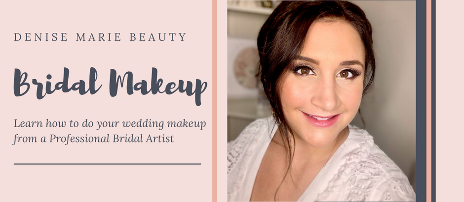 HOW TO: BRIDAL MAKEUP TUTORIAL - Steps, Tips, Products - From A PRO Bridal Makeup Artist