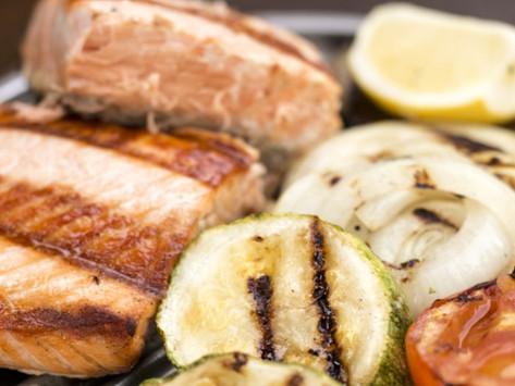 Tips: pescados a la parrilla
