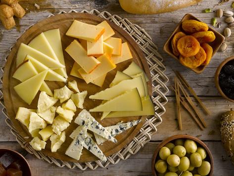 Ganate un pack de quesos premium