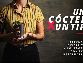 1 cóctel x un tip: sumate a esta acción solidaria