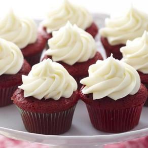 Receta: Red Velvet cupcake