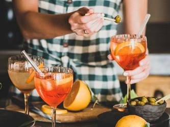 7 tragos para hacer en casa toda la semana