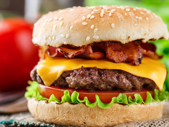 Así es la hamburguesa favorita de los argentinos