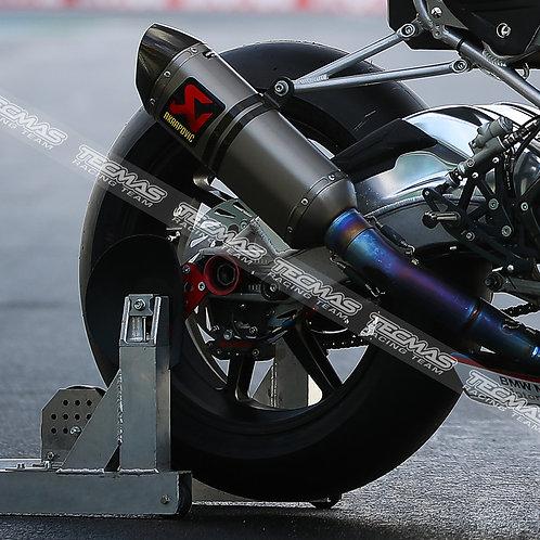 Kit de montage rapide de roue arrière x6 roues