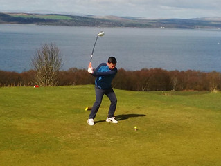 Millport Junior invited to play at Scottish Open