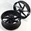 Thumbnail: Paire de roues forgées HP (complète)