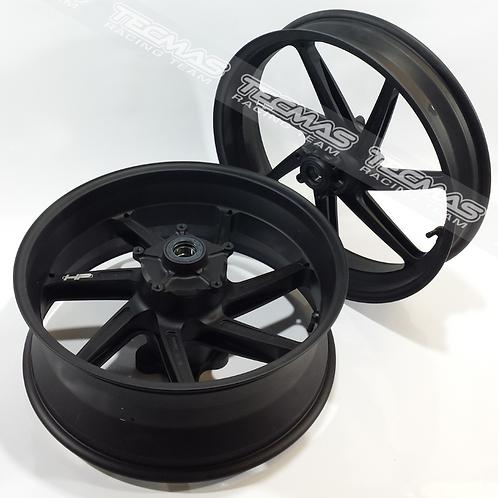Paire de roues forgées HP (complète)
