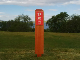 New Tee Marker Posts