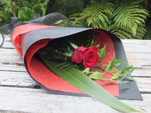The Single Red Rose