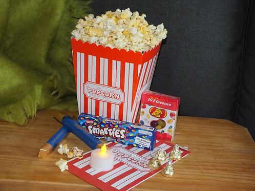 The Movie Night in Box