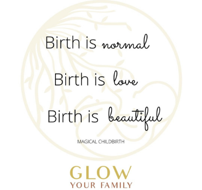 Glow Your Family - Kirra Gold