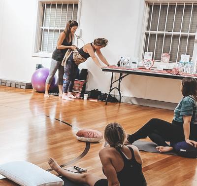 Birth Mama Yoga
