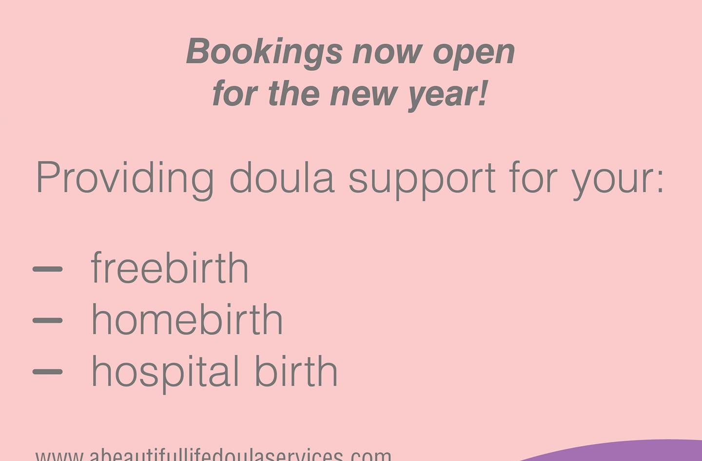 A Beautiful Life Doula Services - Rebekah Parker