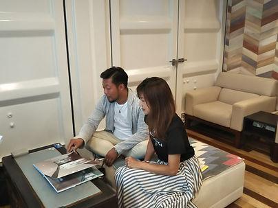 横須賀久里浜コンテナハウス インタビューIDMobile