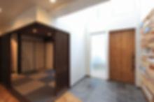 久里浜の家玄関フロアIDMobile