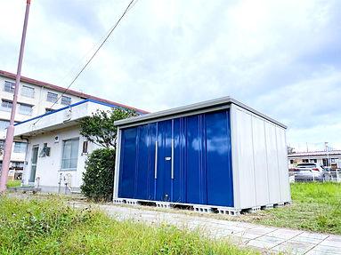 仙台中山団地倉庫