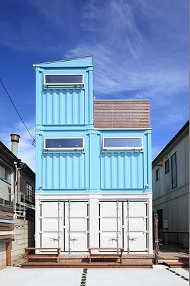 コンテナハウス3階建てIDMobile事例.jpg