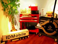 IDMobile showroom