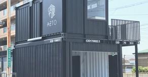 AZTO -コンテナガレージハウス-